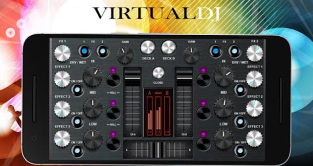 Virtual DJ Mixer 8🎛 Djing Song Mixer & Controller screenshot 2