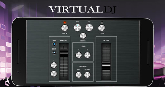 Virtual DJ Mixer 8🎛 Djing Song Mixer & Controller screenshot 3