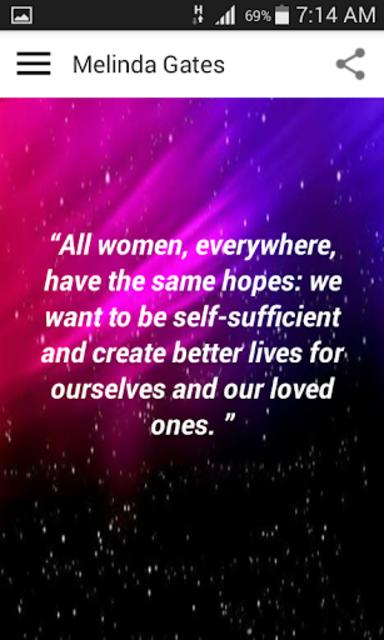 Strong Women Quotes screenshot 3
