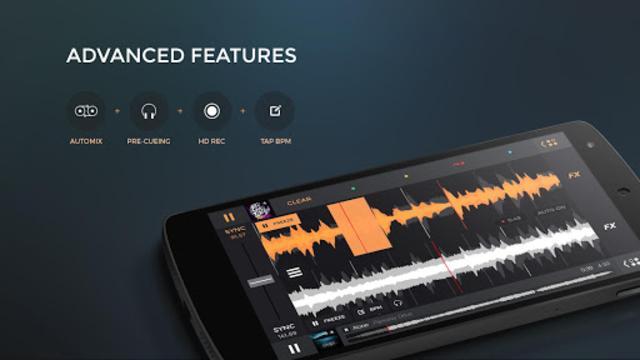edjing PRO - Music DJ mixer screenshot 2