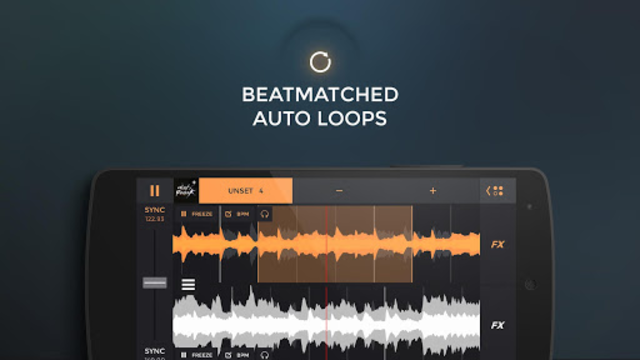edjing PRO - Music DJ mixer screenshot 3