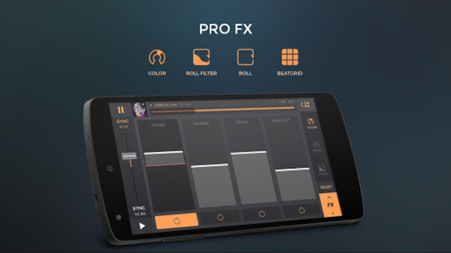 edjing PRO - Music DJ mixer screenshot 4