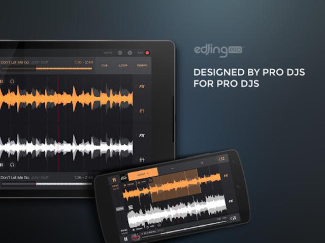 edjing PRO - Music DJ mixer screenshot 6
