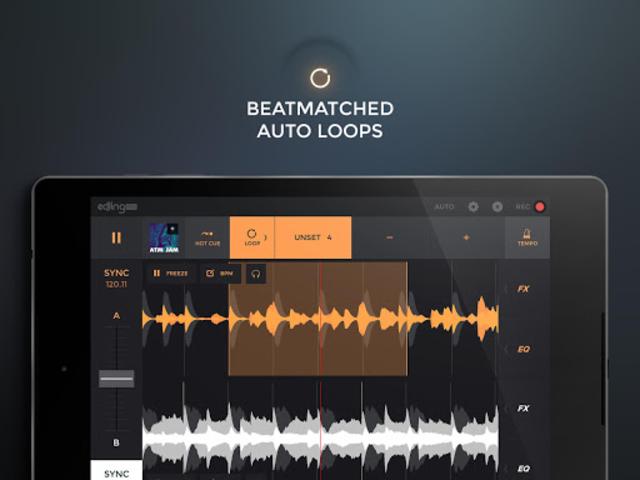 edjing PRO - Music DJ mixer screenshot 8