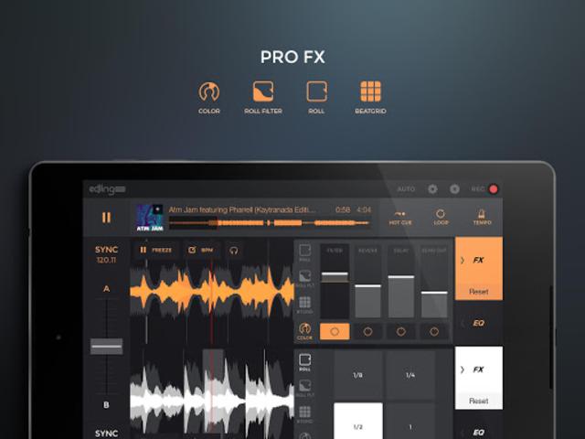 edjing PRO - Music DJ mixer screenshot 9