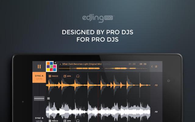 edjing PRO - Music DJ mixer screenshot 11