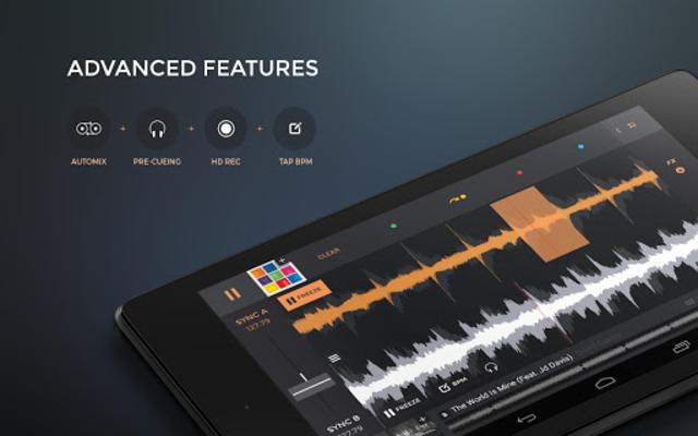 edjing PRO - Music DJ mixer screenshot 12