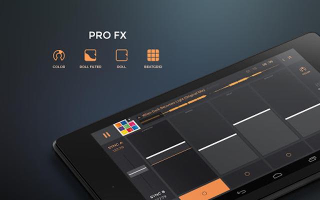 edjing PRO - Music DJ mixer screenshot 14