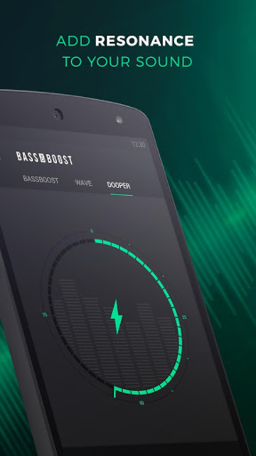 Bass Booster - Music Sound EQ screenshot 2