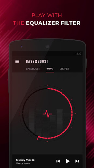 Bass Booster - Music Sound EQ screenshot 4