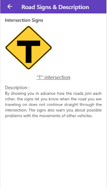 Practice Test USA & Road Signs screenshot 7