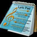 Icon for Lyric Pad.