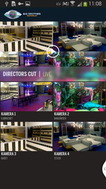 Big Brother Sverige Live 24/7 screenshot 2