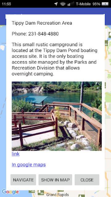 MI Parks screenshot 3