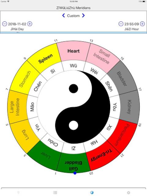 Chrono-Acupuncture Pro screenshot 15