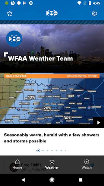WFAA - News from North Texas screenshot 2