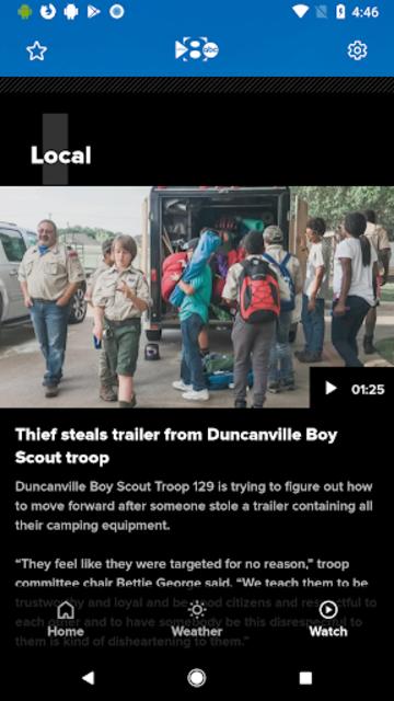 WFAA - News from North Texas screenshot 3