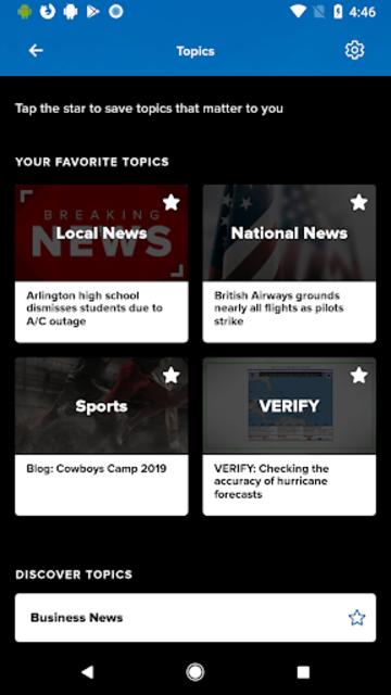 WFAA - News from North Texas screenshot 4