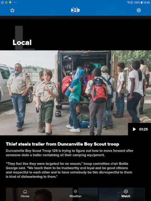 WFAA - News from North Texas screenshot 7