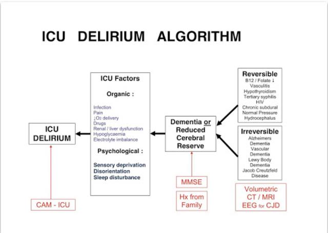 iCU Notes - a free Critical Care Medicine resource screenshot 7
