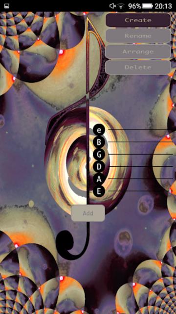 Tab Central - Guitar Tab Maker screenshot 5