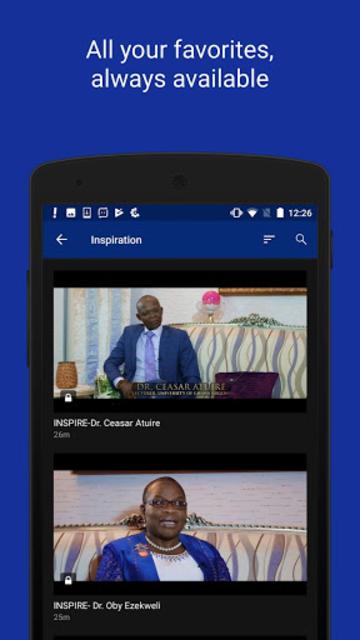 DominionTV screenshot 3