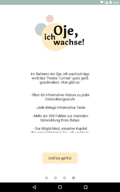 Oje, Ich Wachse! screenshot 18