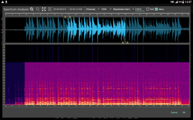 Doninn Audio Editor screenshot 10