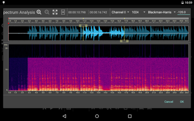 Doninn Audio Editor screenshot 18