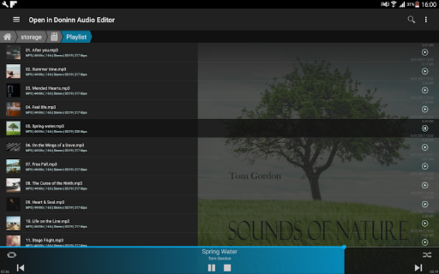 Doninn Audio Editor screenshot 11