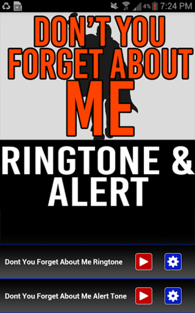 Don't Stop Believin Ringtone screenshot 2