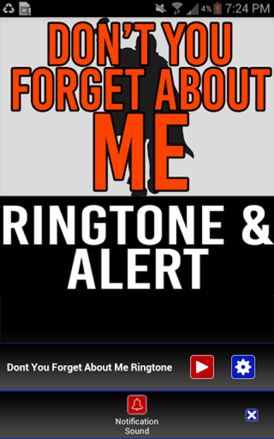 Don't Stop Believin Ringtone screenshot 3