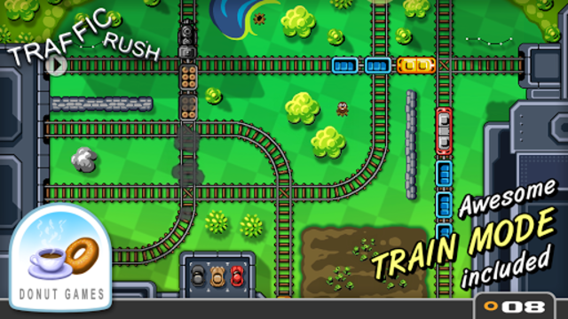 Traffic Rush screenshot 2