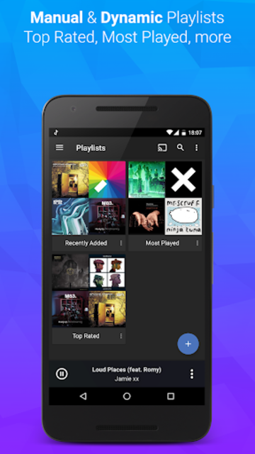 doubleTwist Music & Podcast Player with Sync screenshot 4