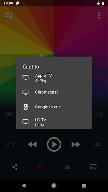 doubleTwist Music & Podcast Player with Sync screenshot 7