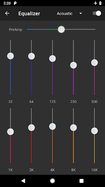 doubleTwist Pro music player (FLAC/ALAC & Gapless) screenshot 4