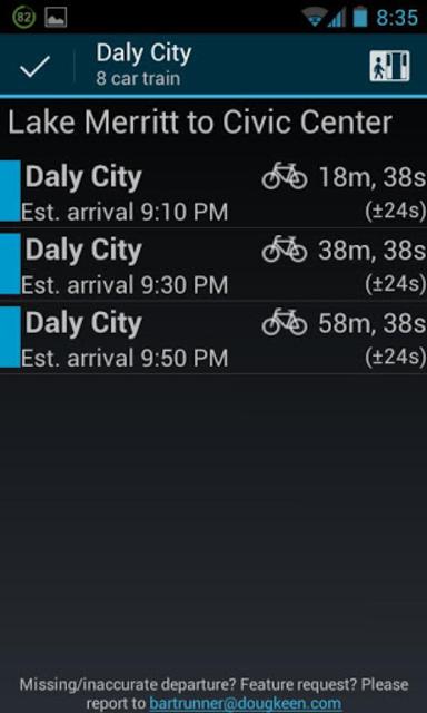BART Runner screenshot 6
