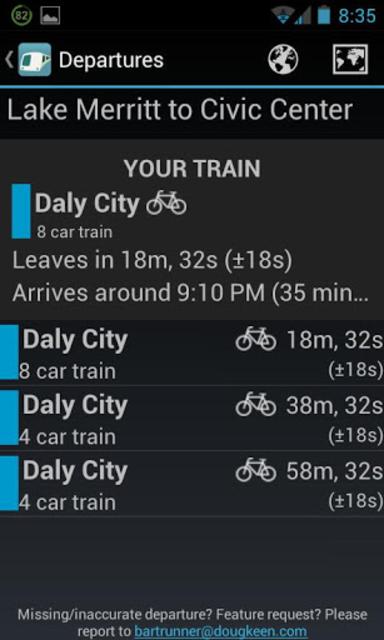 BART Runner screenshot 7
