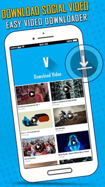 All Video Downloader Master screenshot 15