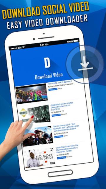 All Video Downloader Master screenshot 16