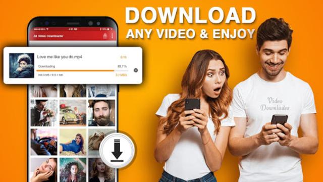 All Video Downloader Master screenshot 1