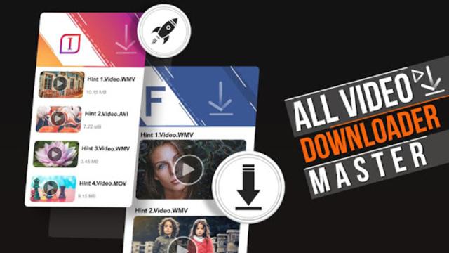 All Video Downloader Master screenshot 7