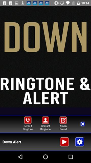 Down Ringtone and Alert screenshot 3