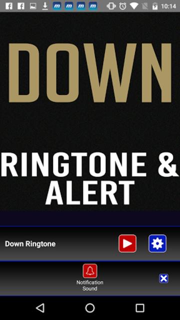 Down Ringtone and Alert screenshot 4
