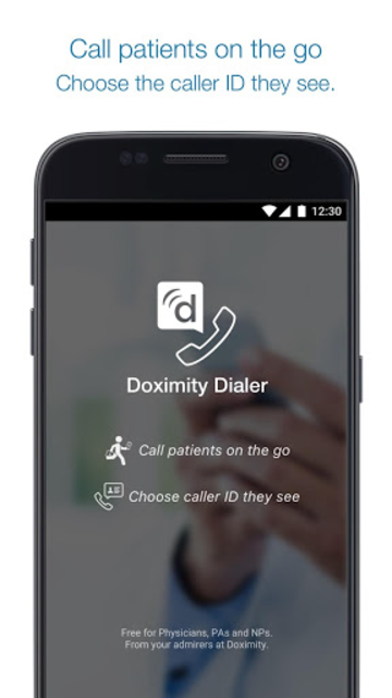 Doximity Dialer screenshot 1