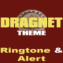 Icon for Dragnet Ringtone and Alert