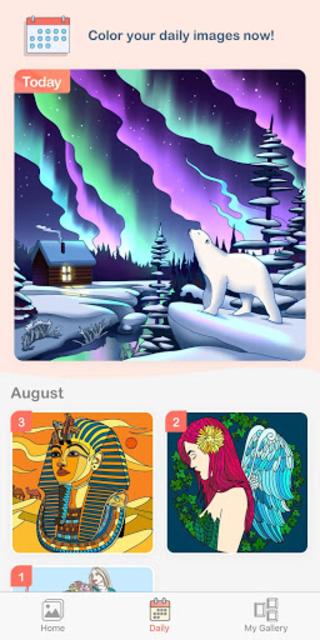 Color Fever - Color By Number screenshot 3