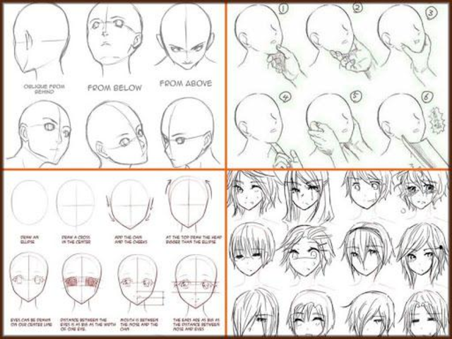 Drawing Anime Step by Steps 2018 screenshot 6