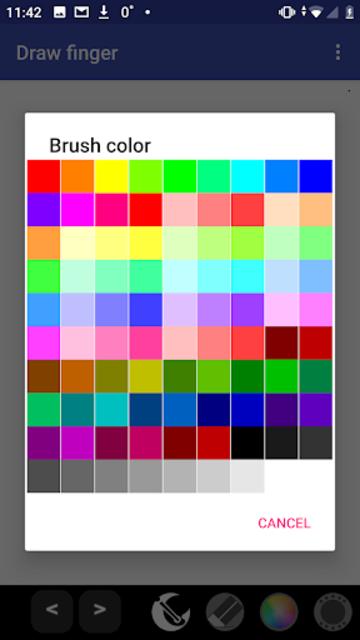 Draw finger (painter) PRO screenshot 6