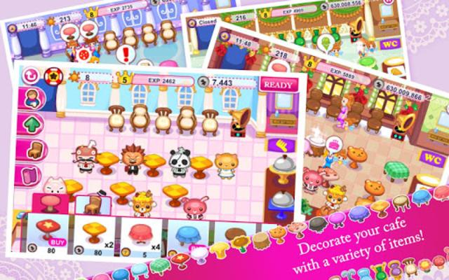 Cinderella Cafe screenshot 10